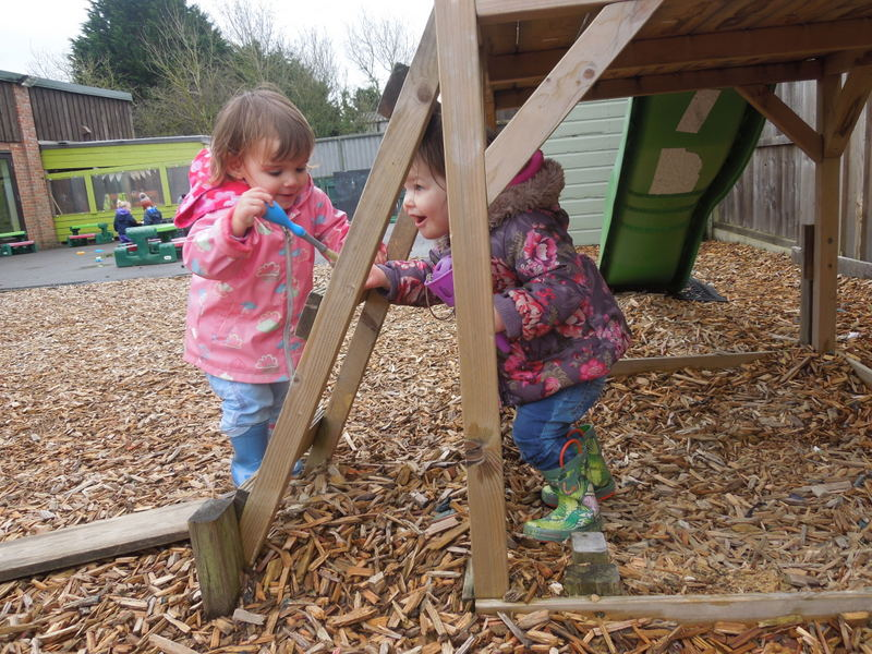 Rose Cottage Farm Childrens Nursery - Children's Nursery Edithmead, Bridgwater, Weston-Super-Mare